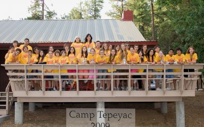 St. Philip's EDGE at Camp Tepeyac